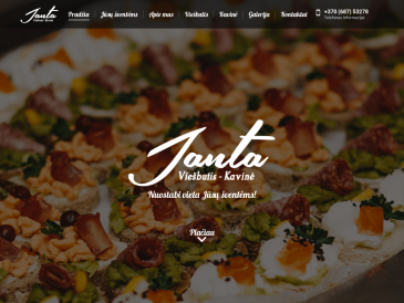 Janta, kavinė