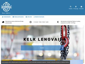 Šiaulių praktikos prekyba, UAB
