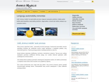 Animus mobilis, UAB
