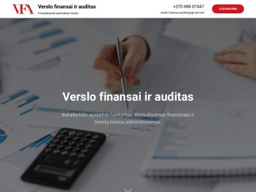 Verslo finansai ir auditas, UAB