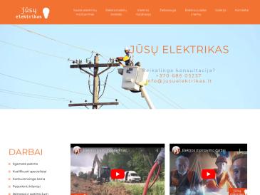 Jūsų elektrikas, IĮ