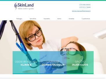 SkinLand, dermatologinės estetikos centras