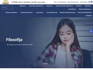 Jurbarko Antano Giedraičio-Giedriaus gimnazija