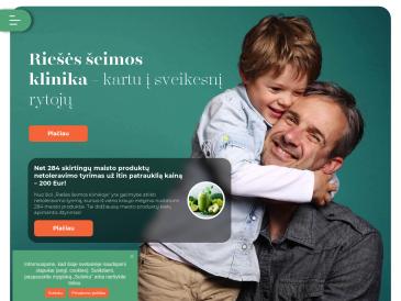 Riešės šeimos klinika, UAB