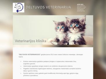 Deltuvos veterinarija, UAB