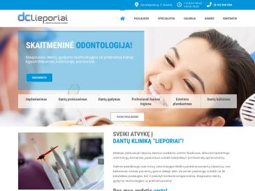 DC Lieporiai, odontologijos klinika