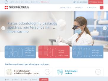 Kardiolitos klinikos Vilnius