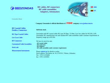 Geozondas, UAB