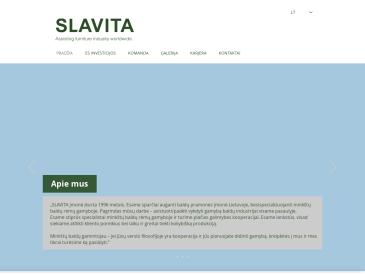 Slavita, UAB
