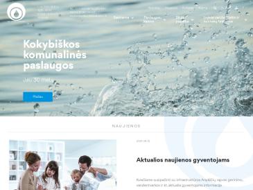 Anykščių vandenys, UAB