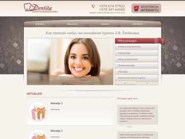 Dentita, UAB