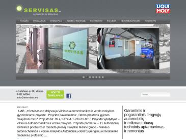 eSERVISAS.eu, UAB