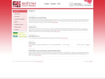 Rožyno šeimos klinika, VšĮ