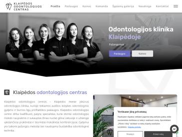 Klaipėdos odontologijos centras, UAB