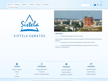 Sistela, UAB