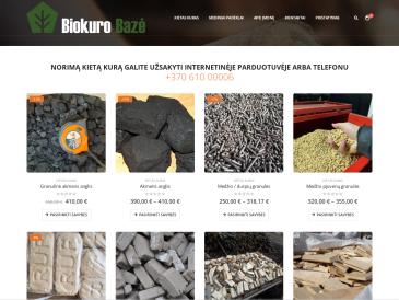 Biokuro bazė, UAB