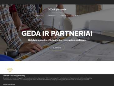Geda ir partneriai, UAB