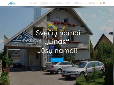 Linas, svečių namai