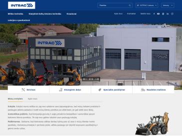 Intrac Lietuva, Klaipėdos filialas, UAB