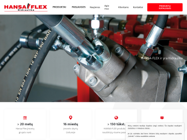 Hansa Flex Hidraulika, UAB