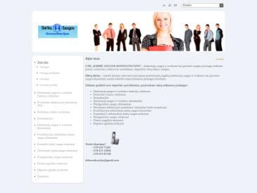 Darbų saugos konsultacijos, UAB