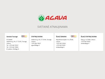 """Šilalės statybų duona, I. Alijošienės prekybinė komercinė firma """"Agava"""""""