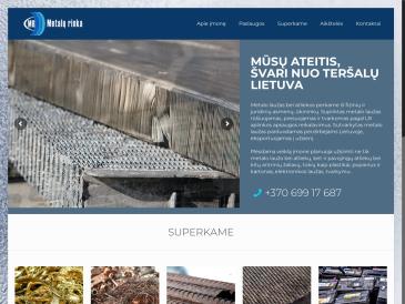 Metalų rinka, filialas, UAB