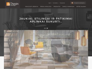 Dangų studija, Šiaulių filialas, UAB