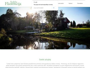 Fliorencija, kaimo turizmo sodyba