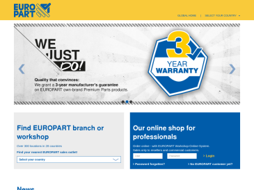 Europart, UAB