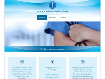 Dr. A. Biržiškos sveikatos centras, UAB