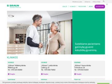 B. Braun Avitum UAB, Šiaulių dializės klinika