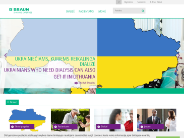 B. Braun Avitum UAB, Vilniaus Miškinių dializės klinika