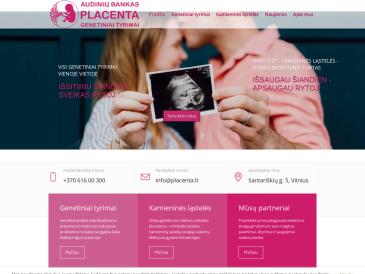Placenta, UAB