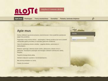 Alostė, UAB