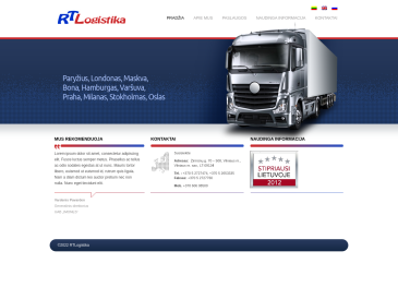 RT Logistika, UAB