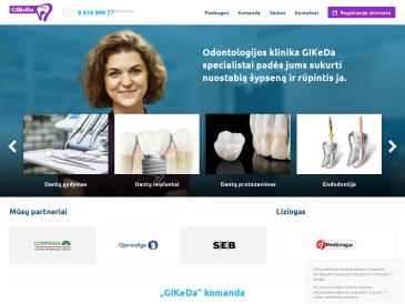 Gikeda, odontologijos klinika, Tauragės filialas, UAB