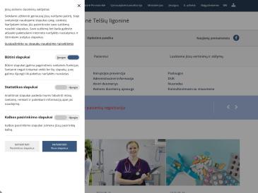 Regioninė Telšių ligoninė, VšĮ