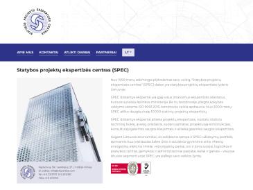 Statybos projektų ekspertizės centras, UAB