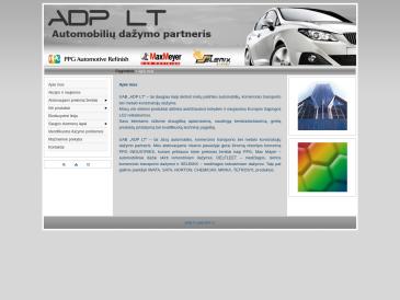 ADP LT, Marijampolės filialas, UAB