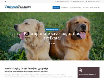 A. Kriščiūno veterinarijos gydykla