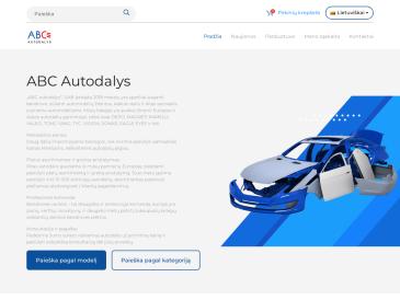 ABC autodalys, UAB