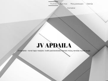 JV apdaila, J. Vilčevskij IVV