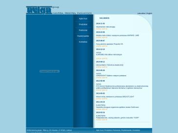 Aviga, Dent-3, odontologijos kabinetas, UAB
