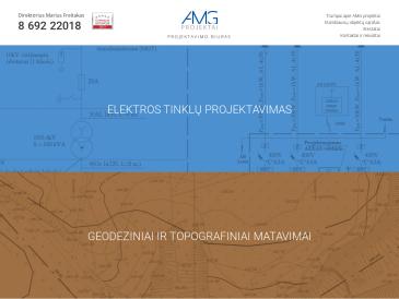 AMG projektai, UAB
