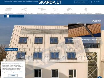 Skardvila, Utenos filialas, UAB