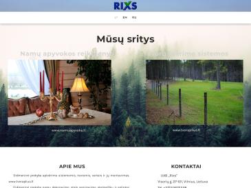 Rixs, UAB