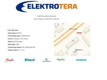 Elektrotera, UAB