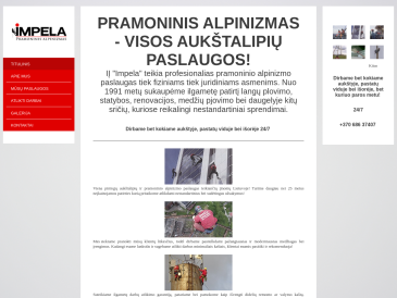 Impela, I. Parasockio firma