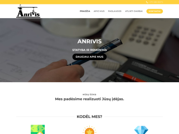 Anrivis, UAB